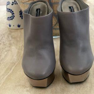 Mules platform🎀Sexy high heels